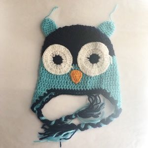 Other - Kids Owl Hat